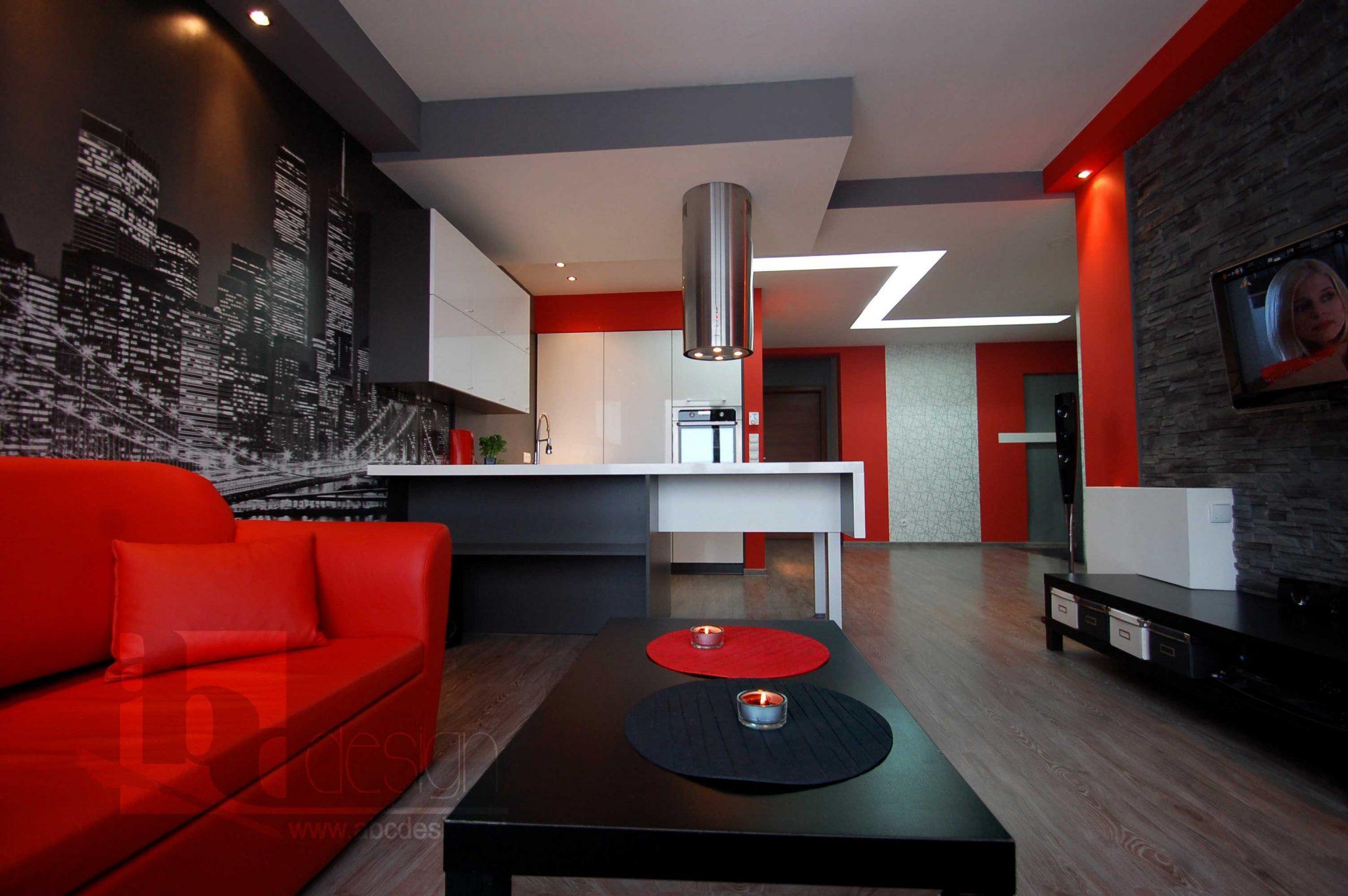 nowoczesna-kuchnia-grafit-i-czerwien-(1)
