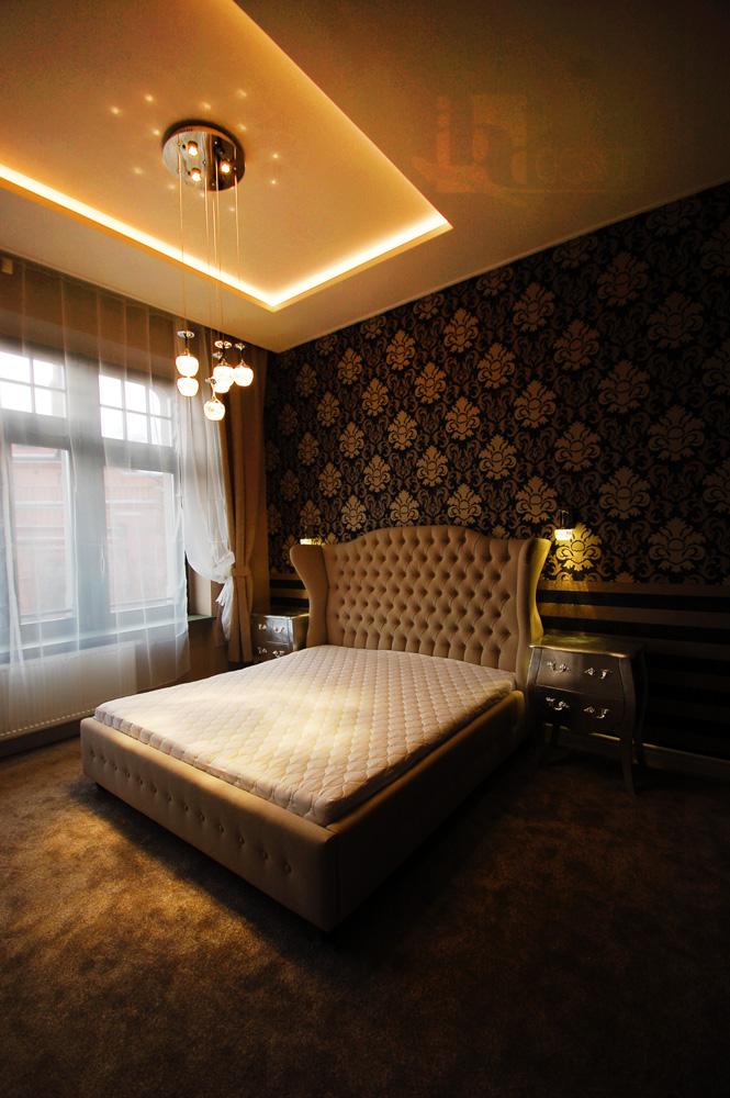 Stylowa Sypialnia W Stylu Glamour Abc Design